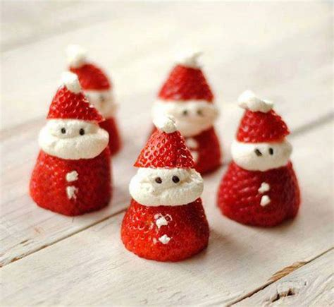 quick easy to make santa christmas recipe home designing