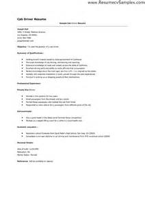 Taxi Driver Sle Resume by Cover Letter Taxi Driver Best Free Home Design Idea Inspiration