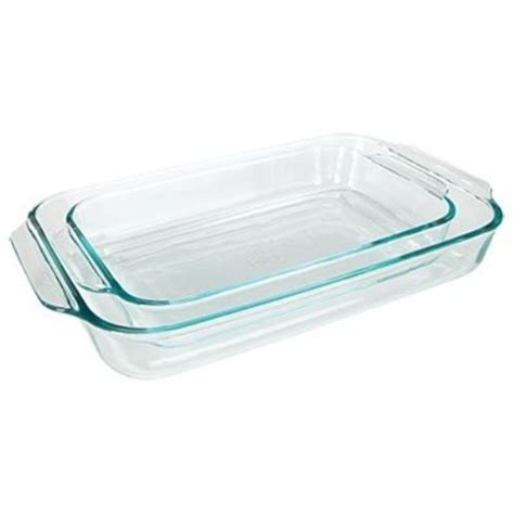 Pyrex Oval Dish 1 2 L pyrex glass bakeware basics clear oblong dish 2