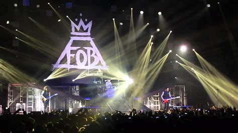Fall Out Boy Got Streamed Live by Fall Out Boy Save Rock And Roll Live Le Z 233 Nith