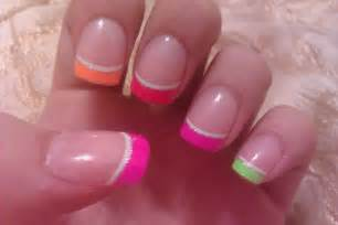 colored nail tips nyc chlo 233 s nails of the week week of