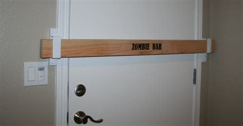 bar door barricade kit