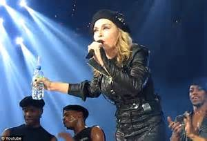 black muslim in the white house madonna tells crowd to vote for the black muslim in the white house daily mail online