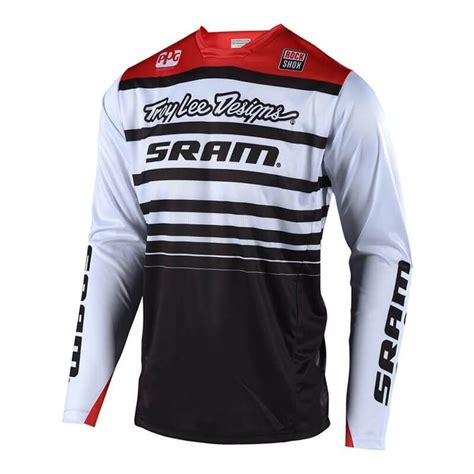 Jersey Sepeda Tld Ls maglia troy designs sprint sram ls pro m store