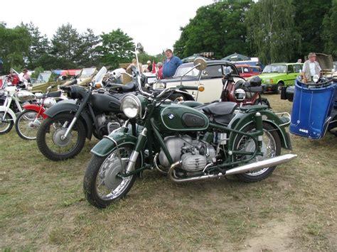 Motorräder Mit Beiwagen Oldtimer by Bmw Oldtimer Motorr 228 Der