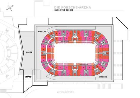 Porsche Arena Sitzplan by Porsche Arena Sitzplan