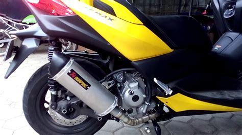 variasi motor terbaru koleksi variasi motor xmax 250 modifikasi yamah nmax