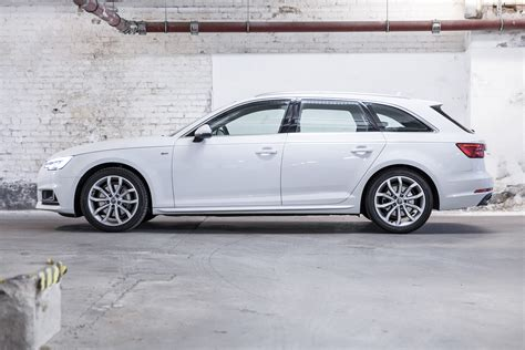 Audi A4 Avant B9 by Audi A4 Avant B9 2 0 Tdi S Tronic Frontantrieb 2016 Test