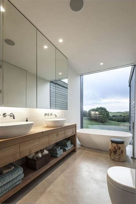 30 Classy And Pleasing Modern Bathroom Design Ideas Bathrooms Modern