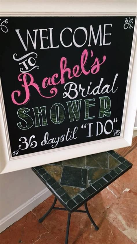Welcome To Bridal Shower Sign by Bridal Shower Welcome Sign The Glam Giraffe Wedding