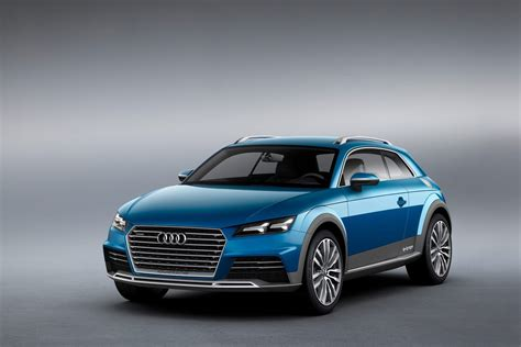 audi crossover coupe concept leaked looks like the 2015