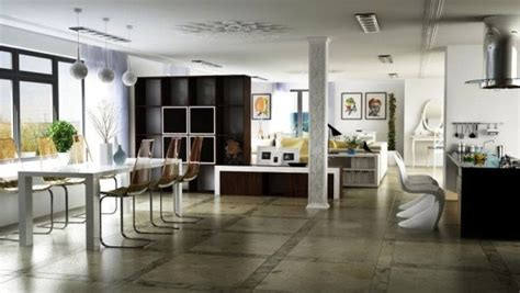 modern living spaces 25 open concept modern floor plans