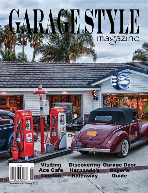 Garage Auto Style by Garage Style Magazine Issue 19 By Garage Style Magazine
