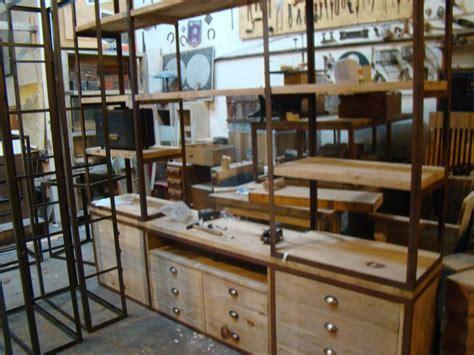 galpon loreto muebles bibliotecas