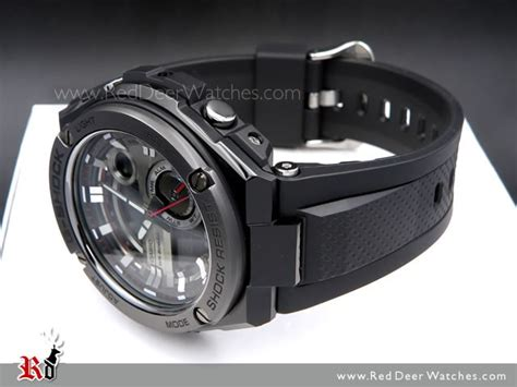Casio G Shock Gst 210b 1a Original Garansi Resmi buy casio g shock g steel analog digital solar sport