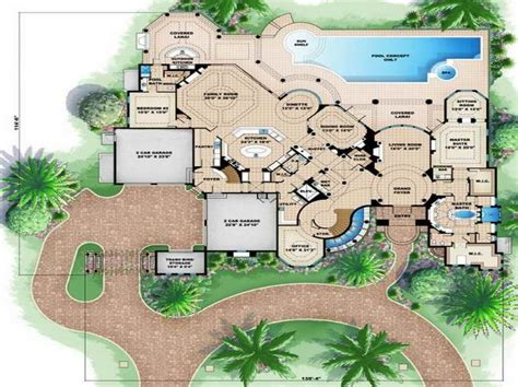 garden homes plans beach house floor plans design with garden school stuff