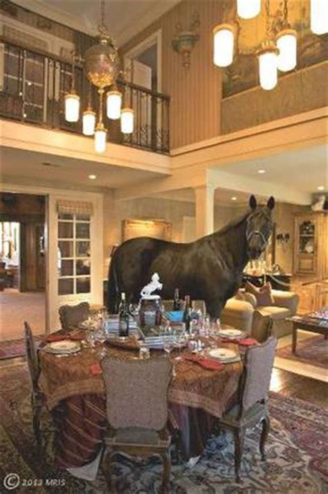 equine home decor take note of the crown molding doors and the racing news paulick report