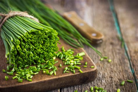 chives history nutrition facts health benefits side