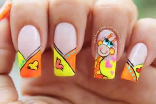 lo ultimo en decoracion en uas de los pies decoraci 243 n de u 241 as jirafa giraffe nail art youtube