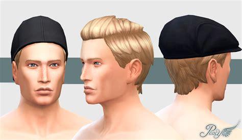 sims 4 male hairstyle cc sims 4 cc mens hair male hair cc sims 4