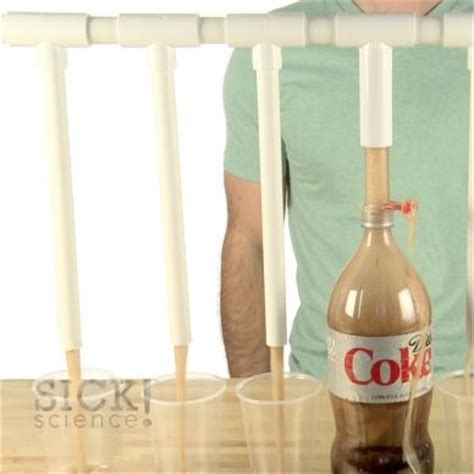 mentos soda pop drop super soda dispenser 3000