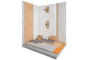 how to build a barrier free shower pan barrier free bathrooms schluter ca