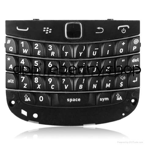 Keypad Bb Dakota Tracpad Flexcable china wholesale blackberry 9900 ori keypad with flex cable and trackpad for bb9900