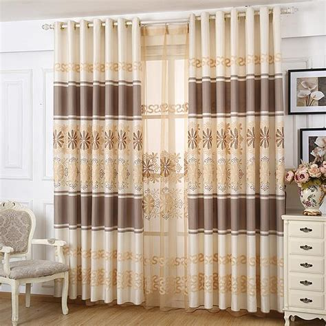 hot sale blackout jacquard floral leaf bedroom curtains 2015 hot luxury embroidered window treatment blackout