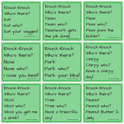 April Fool S Day Knock Knock Jokes For Kids The Resourceful Mama