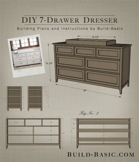 Building A Dresser Free Plans by 1000 Ideas About Woodworking Patterns On