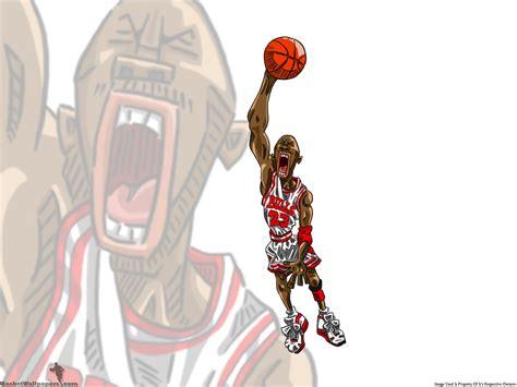 wallpaper jordan cartoon hd basketball wallpapers best wallpapers hd