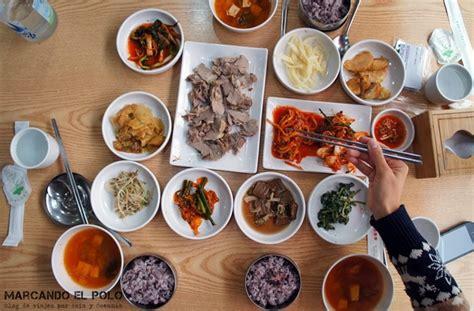 imagenes comida coreana no te vayas de corea sin probar nuestros 10 platos