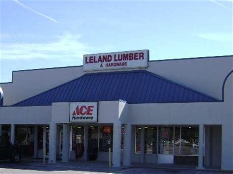 ace hardware hours today leland ace hardware hardware stores 117 village rd ne