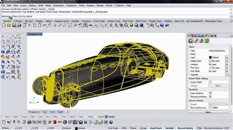 Rhinoceros Software 3d Modeling 1 tutorial 3d printing with rhino 3d printing i