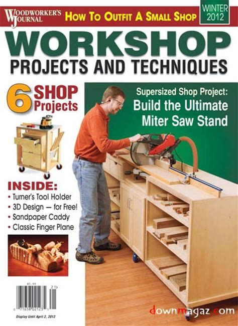woodworkers journal woodworker s journal winter 2012 187 pdf