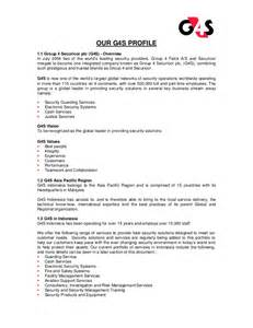 G4s Security Officer Cover Letter g4s security services company profile g4s