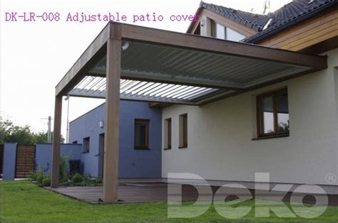 Automatic Patio Cover by China Adjustable Patio Cover Dk Lr 008 China