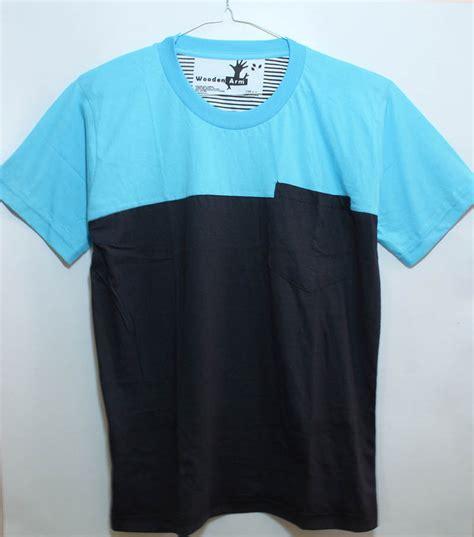 Kaos Anak O Neck Pendek Size 1 Polos Cotton Combed 1 jual koas polos 2 warna cotton combed 30s biru laut