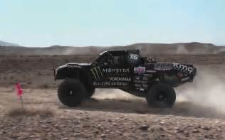 ford mustang 302 vs baja trophy truck which is