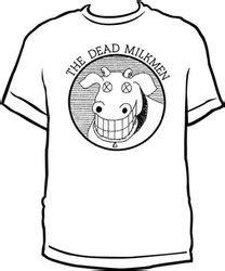 Dead Milkmen Cow Logo welcome to camocow