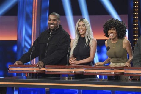 kim and kanye family feud full episode illroots abc airs celebrity family feud episode