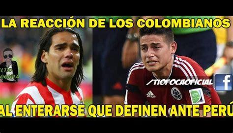 Peru Vs Colombia Memes - per 250 vs colombia los memes calientan la previa del