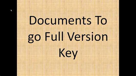 docs to go apk free document to go version key apk