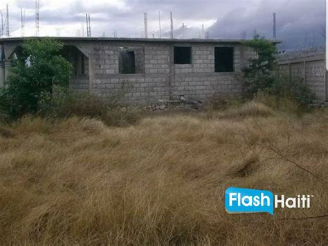 terrain  vendre en haiti