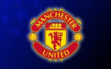tutorial logo manchester united manchester united logo wallpapers wallpaper cave