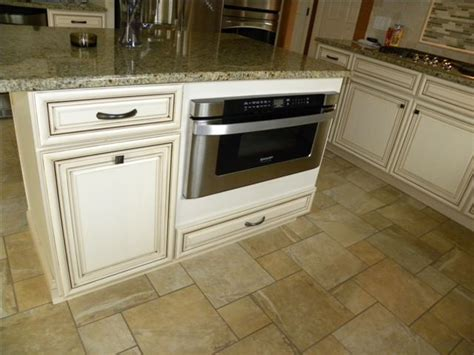 Kitchen Island With Microwave Drawer Quot Killer Quot Kitchens