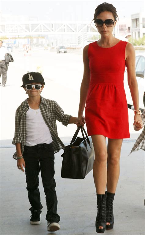 Beckham And To Design Childrens Line by Romeo Beckham Scores A Deal To Design Sunglasses Isn T He