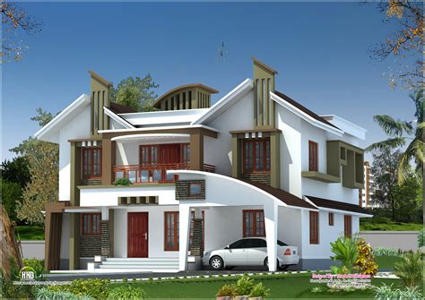 Modern House Plans 2013 modern house elevation from kasaragod kerala kerala home design and