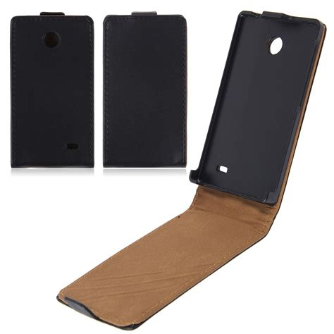 black leather covers black leather flip vertical cover pouch for various