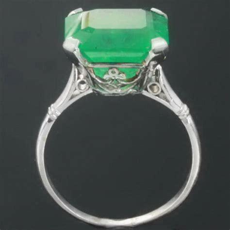 antique rings antique rings emerald